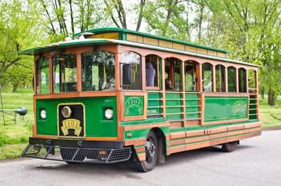 louisville trolley